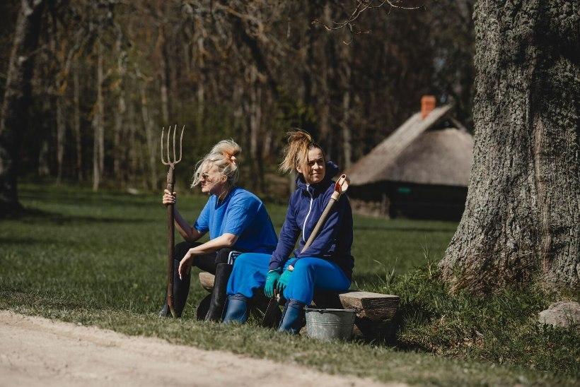 VIDEO | Saare naiste duo Öed ehk Tuuli Rand ja Kristel Aaslaid andis välja värske singli