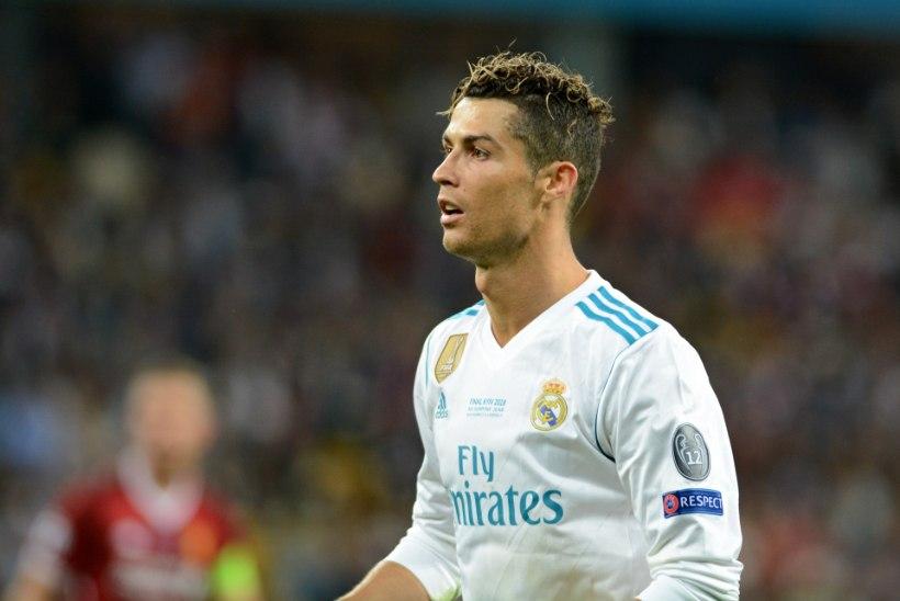 Ronaldo sõber: Cristiano ei taha Realist lahkuda, kuid ta on selgelt alamakstud
