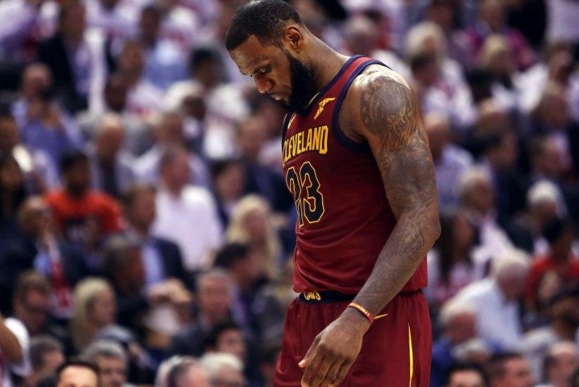 VIIES VEERANDAEG   Kogu tõde NBA play-off'ist: miks võib LeBron esimest ja Chris Paul 100. korda tala saada?