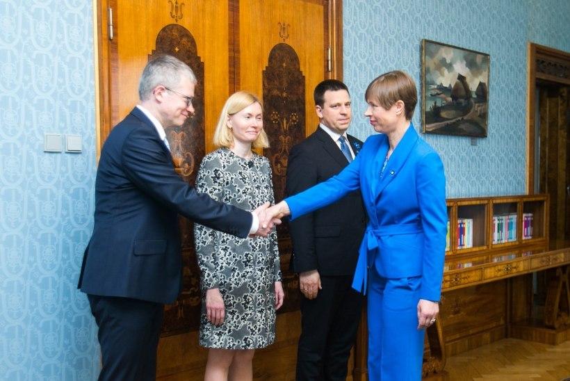 President kutsus Mäggi naistevastase vägivalla sõnavõttude pärast aru andma