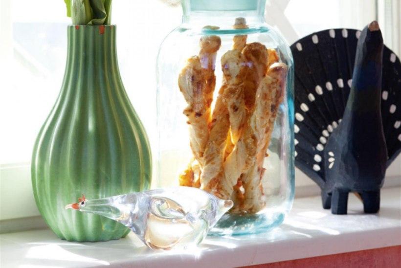 Parmesanikeerud anšoovisega