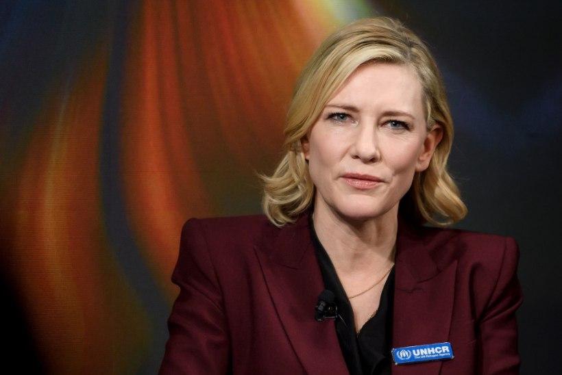 Harvey Weinstein ahistas ka Cate Blanchetti