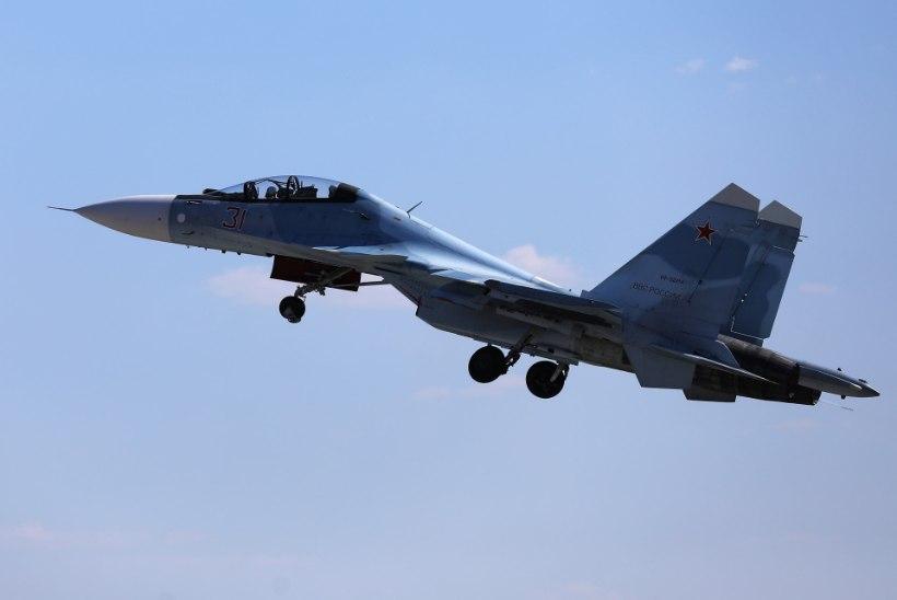 Süürias kukkus alla Vene hävituslennuk, mõlemad piloodid hukkusid
