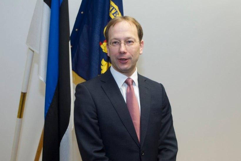Valitsus kinnitas Elmar Vaheri ja Arnold Sinisalu taas ametisse