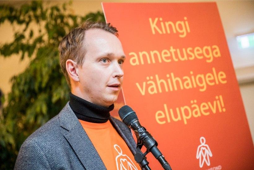 Estonia teatri publik annetas aprillis vähihaigete toetuseks 3000 eurot