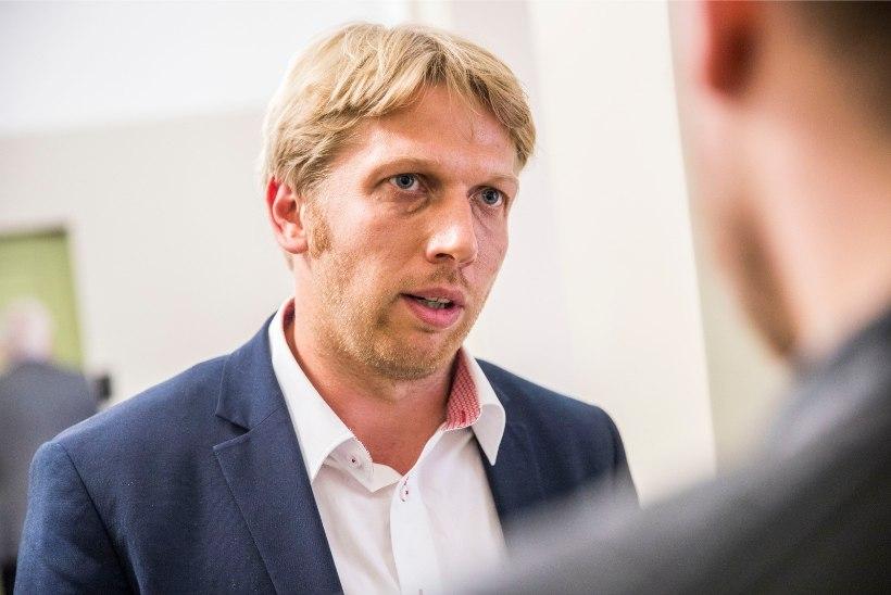 """Jaanus Karilaid: """"Eesti 200"""" tulek näitab, et ei olda rahul Reformierakonna ja EKRE alternatiivsete lahendustega"""