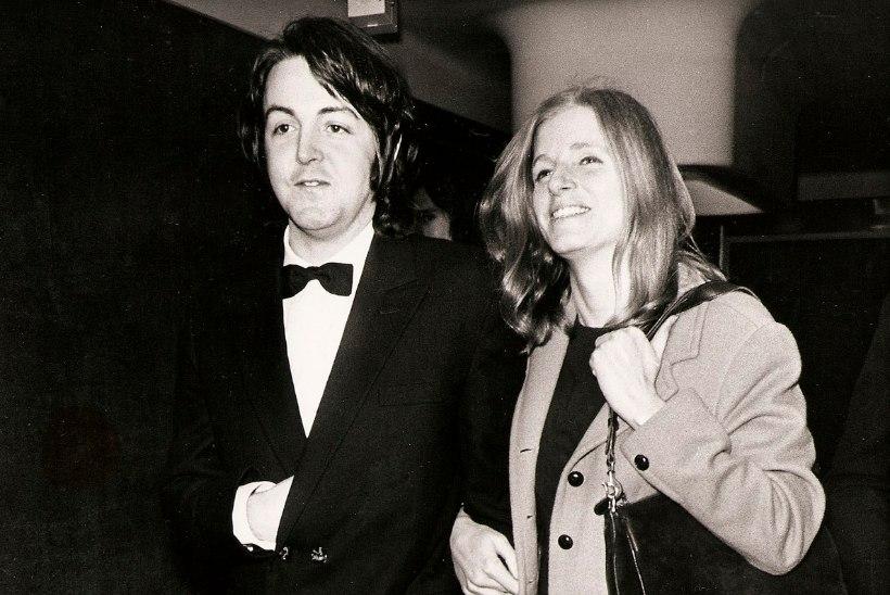 Paul McCartney annetas oma kadunud kaasa fotod tippmuusemile