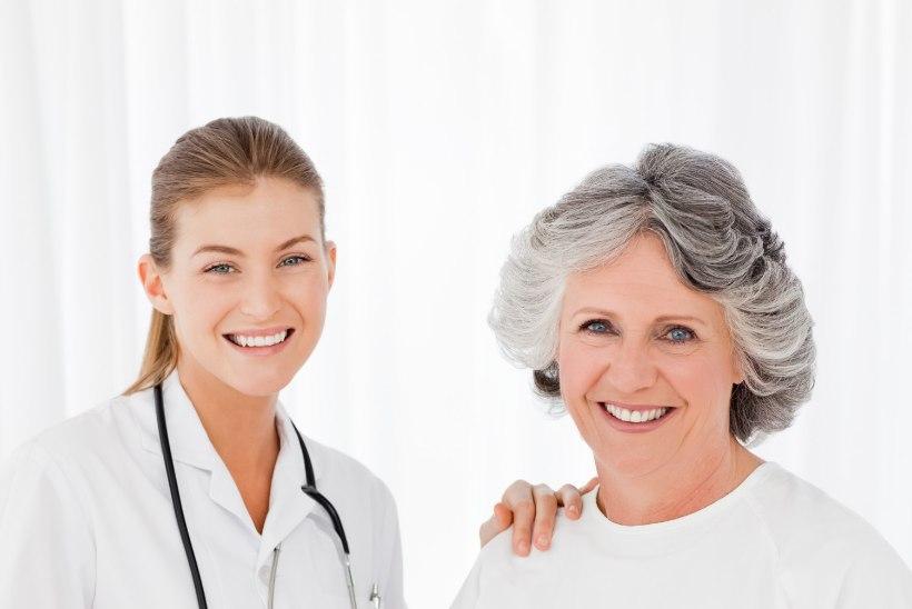 Pereõed on patsiendile esimeseks abimeheks mitmete tervisehädade korral