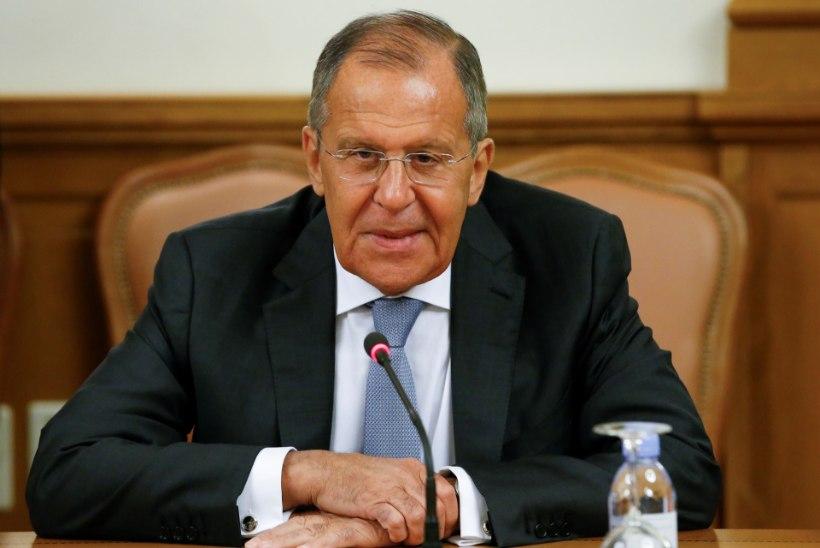Vene välisminister Lavrov sõidab Põhja-Koreasse