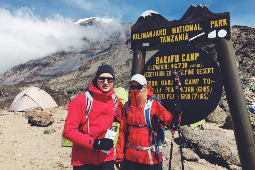 KARL-ERIK TAUKAR: Kilimanjaro matkal oli raskeim rõskes telgis ärgates endale sisendada, et olen puhkusel