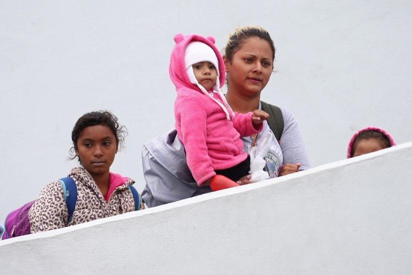 Kas USA valitsus kaotas tõepoolest ära 1500 last?