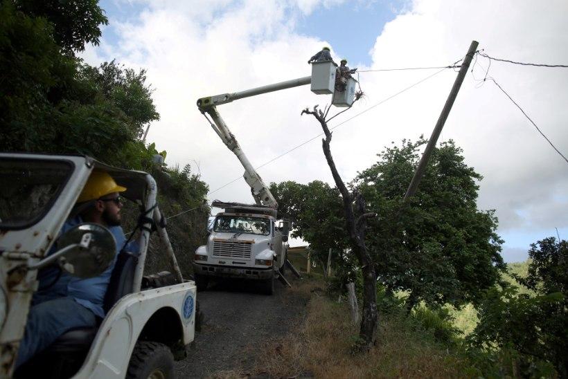 Värske uuring: orkaan Maria nõudis enam kui 4600 inimelu