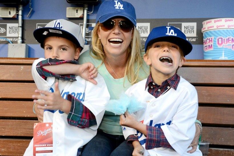 Britney Spearsi pojad on temast pikemaks sirgunud!