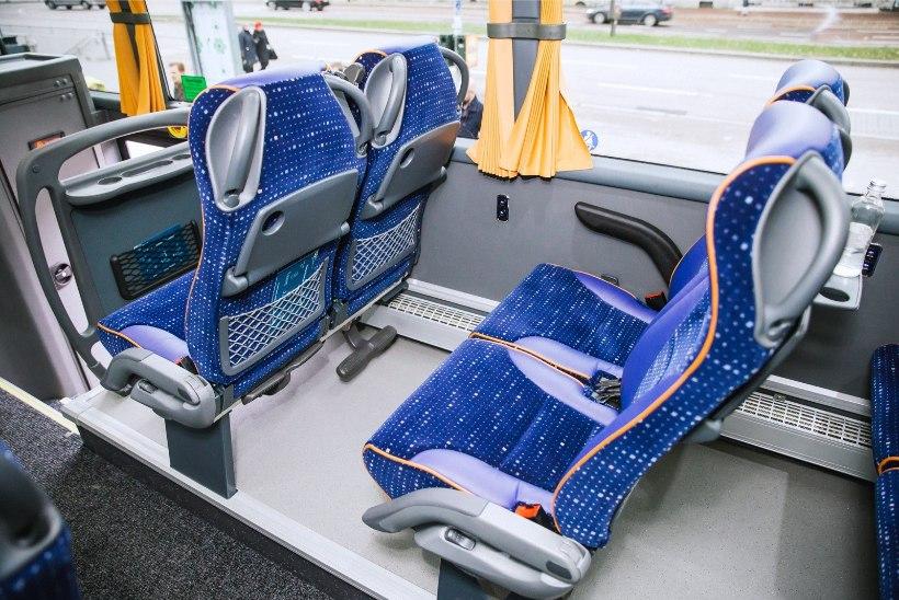 Hiiumaal tuleb tasuta bussitransport