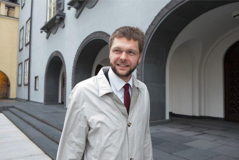 Ossinovski: sotsid olid algusest peale tselluloositehase vastu
