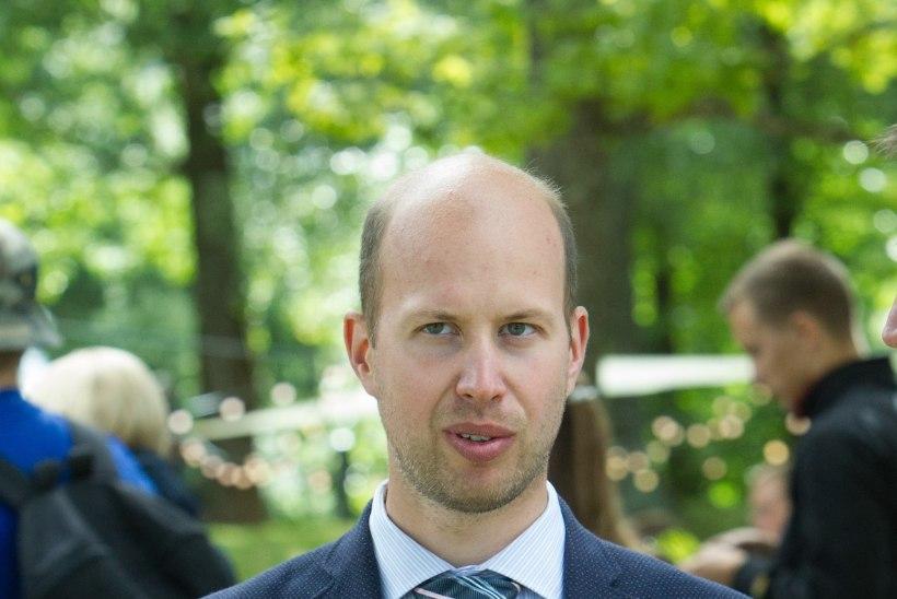 Eesti 200 liikumise üheks liidriks saab Igor Taro