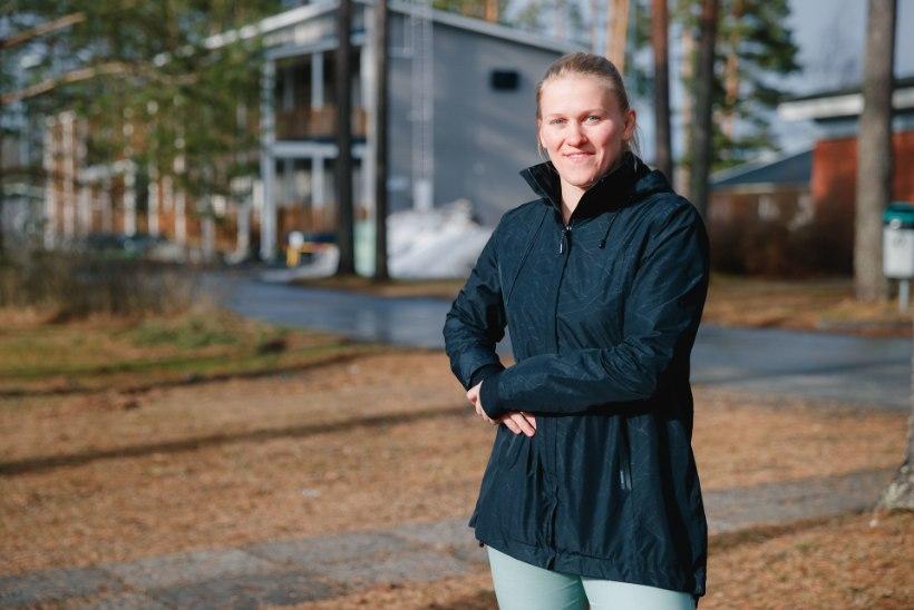 Soomes rammu koguv ja maadlustarkust omandav Epp Mäe: looma moodi peame tööd tegema nagunii