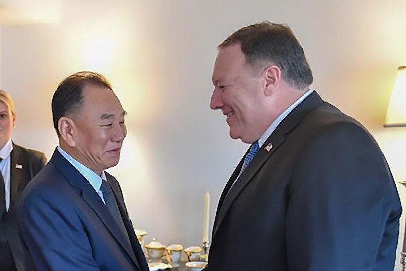 FOTOD | Põhja-Korea kõrge kindral kohtus USA välisministriga