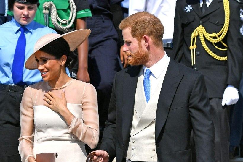 ON ALLES JAMA! Meghan ja Harry peavad miljonite väärtuses pulmakinke tagastama