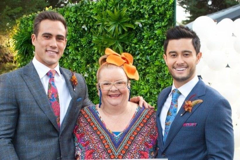 """""""Naabrites"""" toimub Austraalia telesarjade esimene geipulm"""
