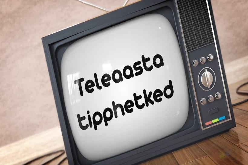 Erisaade võtab kokku lõppeva telehooaja meeldejäävamad hetked