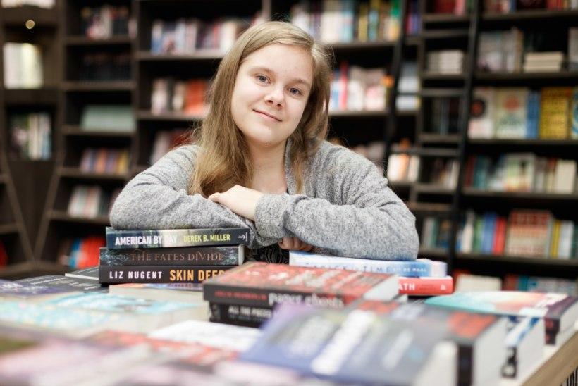 """Noored loevad inglise keeles: """"Eesti keeles on valik väiksem."""""""