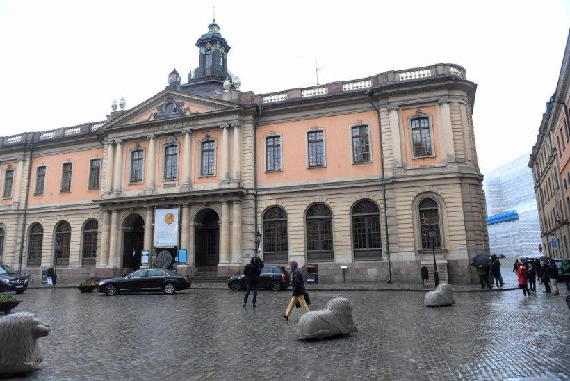 Ahistamisskandaali tõttu jääb Nobeli kirjanduspreemia tänavu välja andmata
