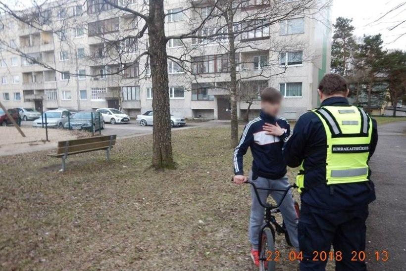 FOTOD | Korrakaitsjad on mures: Tallinnas vohab illegaalne grafiti
