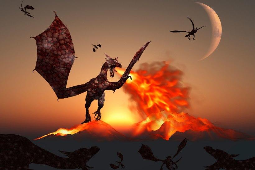 Tuld purskav lohe – teaduslikult täiesti võimalik!