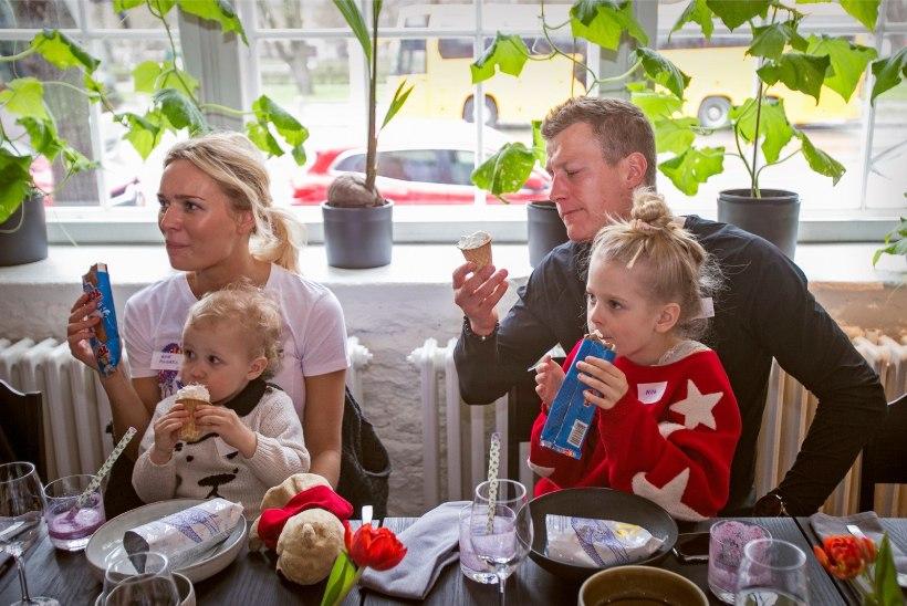 PILDID | Suured ja väikesed seltskonnatähed valisid selle suve lemmikjäätist
