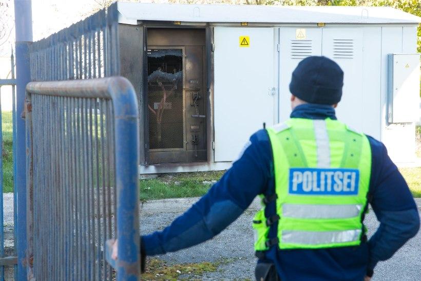 Kohus lubas riigisaladuse edastamises kahtlustatava politseiniku vahistada