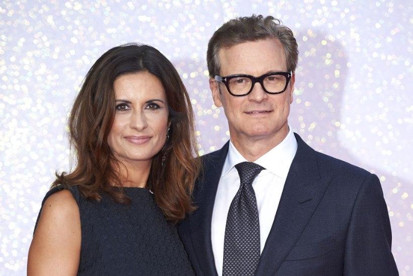 Colin Firthi abikaasa eksarmukesele esitati süüdistus tagakiusamises