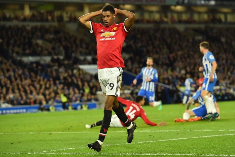 Manchester Unitedi saamatus andis Liverpoolile õhkõrna lootuse