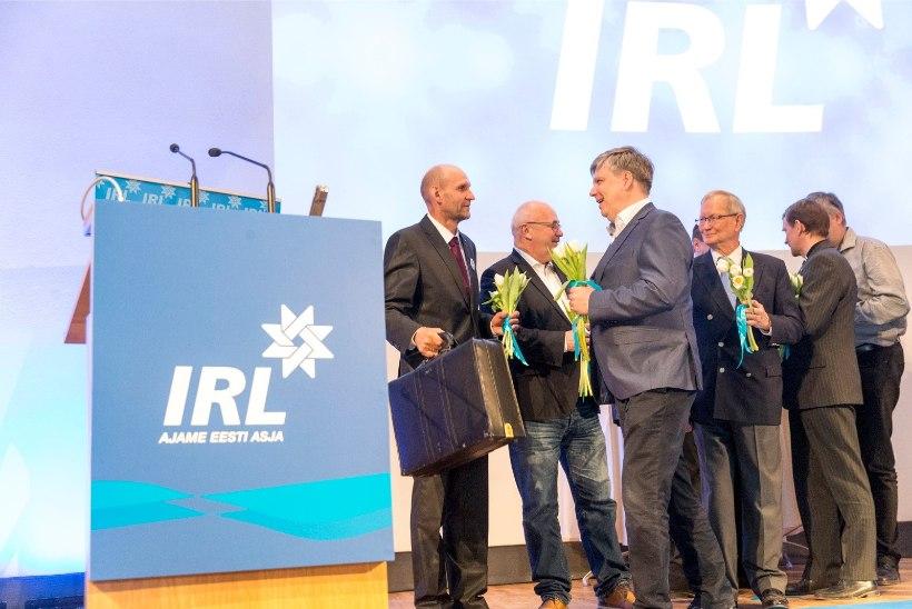 Erakond IRL hakkab juunist kandma nime Isamaa
