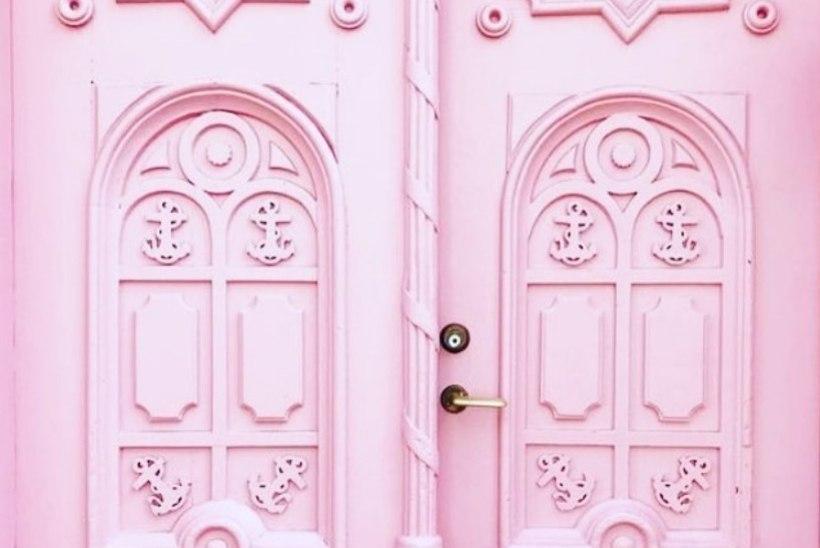 Millele mõelda enne, kui ukse roosaks värvid?