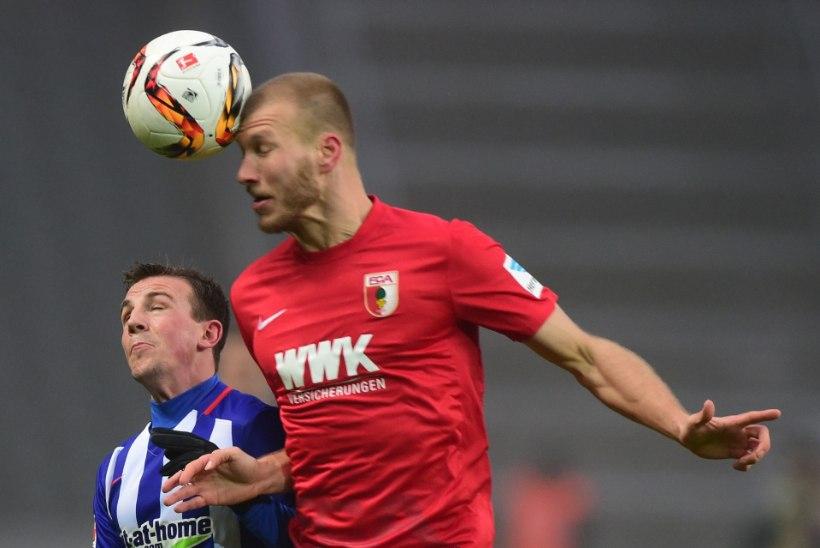 Saksamaa väikeklubist Meistrite liiga finaali: Augsburgis jälgitakse Klavani edulugu suure uhkusega