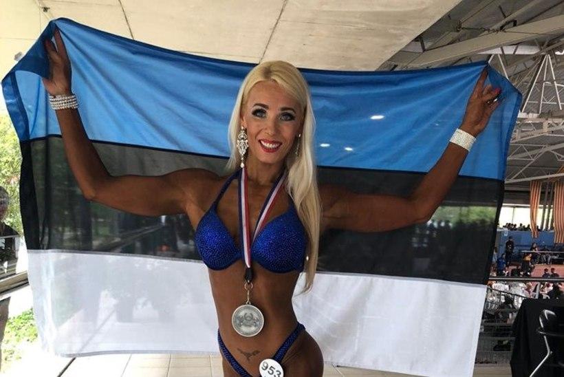 VÕIMAS EDULUGU! Eesti kaunitarid võitsid EMilt veel kaks medalit