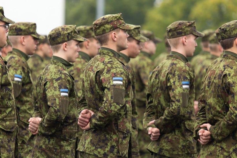 VIDEO | Mõne tunniga tõusis üle Eesti relvile ligi 10000 kaitseliitlast