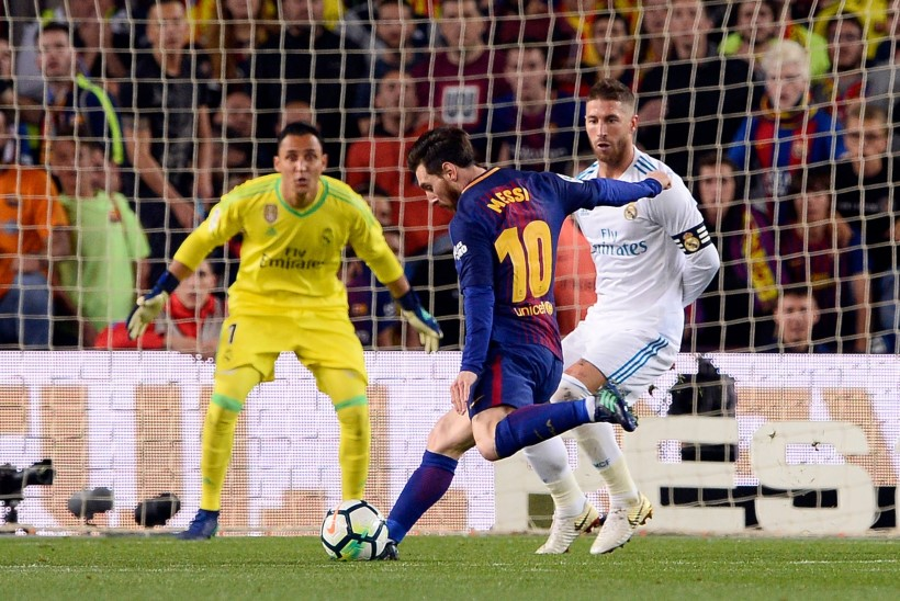 VIDEO | El Clasico: pool matši vähemuses mänginud Barcelona jätkab imelist seeriat