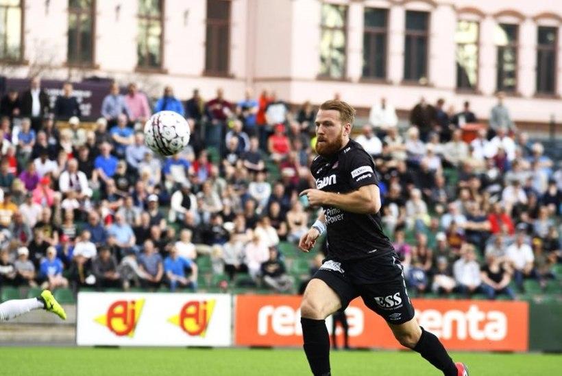 VIDEO | Anier realiseeris Aksalu vastu võiduka penalti, Purje avas väravaarve