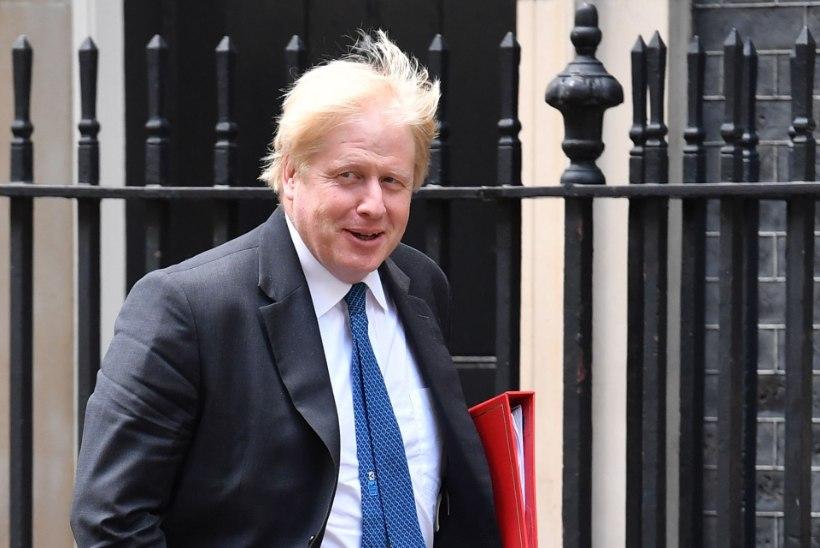 VIIMANE ÕLEKÕRS: Boris Johnson üritas Trumpiga rääkida läbi teleekraani