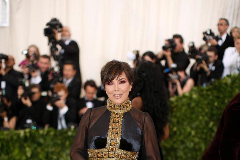 Met Gala häbipost: mamma Jenner mängis tolmuharja, Kravitzi tütar jättis trussikud koju