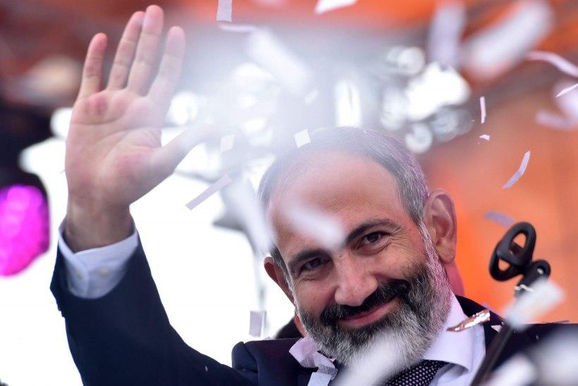 Rahvas võitis: Pašinjan on peaminister