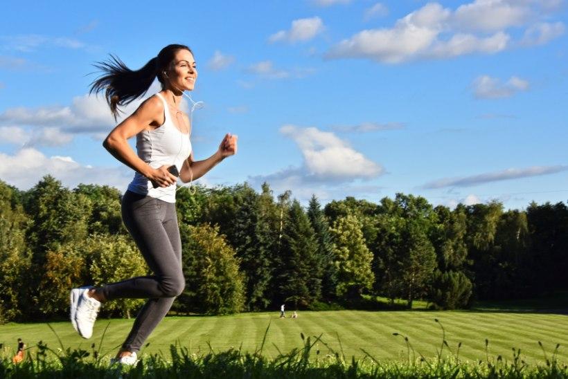 SUVEKS VAIM VIRGEKS: liikumine annab energiat!