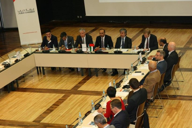 Miks tuli Eestisse hulk Araabia ärimehi?