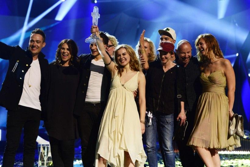 PÕNEVAD FAKTID | Kes jäi võlgu, keda ei lubatud Ukrainasse, milline on olnud pikim ja lühim lugu? ehk Loe fakte Eurovisioni ajaloost