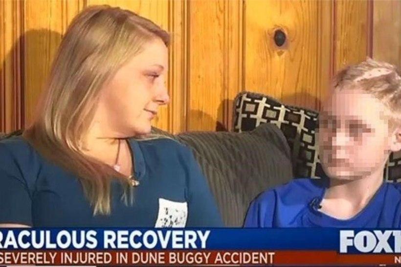 IMELINE: raske ajukahjustusega laps tervenes
