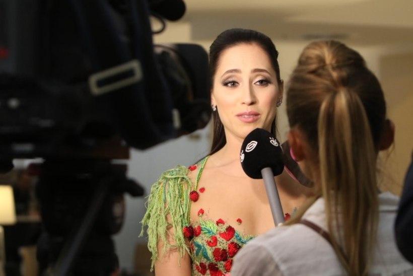 Elina Nechayeva: esimene poolfinaal on väga tugev, kuid see motiveerib mind veel paremini esinema