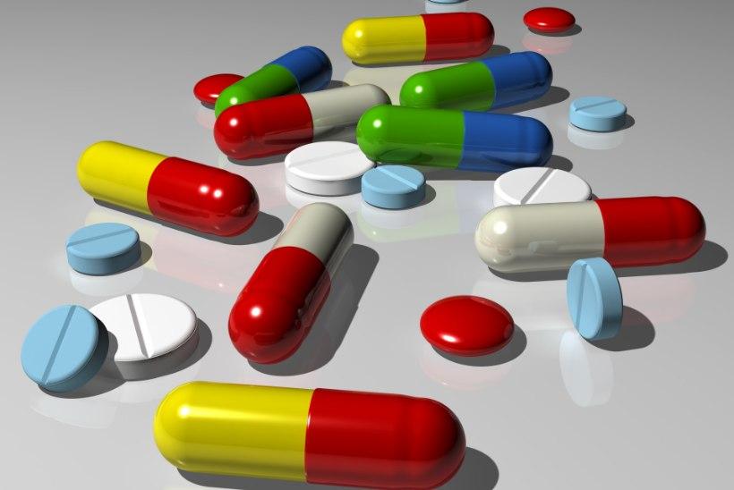 Uuring: Eesti inimesed ei tea antibiootikumidega seotud riske