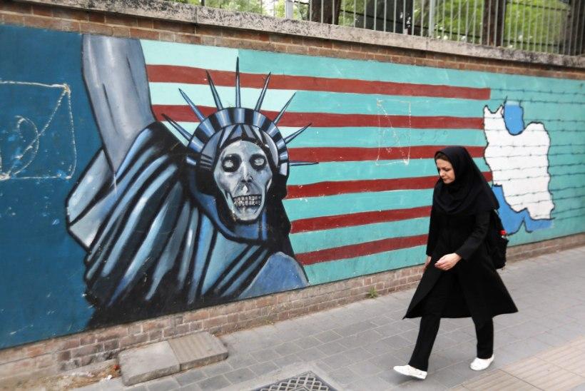 Trump: USA lahkub Iraani tuumakokkuleppest!